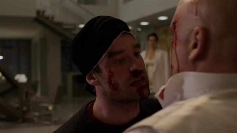 Daredevil VS Kingpin Final Fight Matt/Wilson deal - Daredevil Season 3