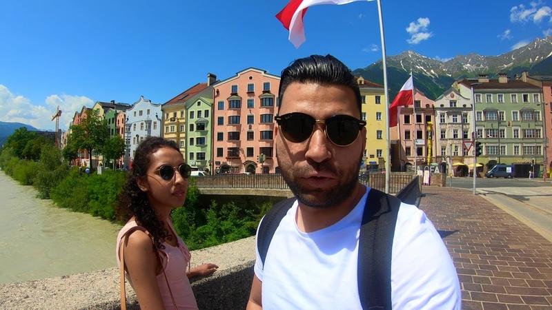 Innsbruck - travel vlog 4 ( watch in 4K)