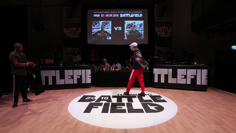 Battlefield 2018 | Popping quarter final | Sadeck vs Popping Pain