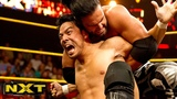 Hideo Itami vs. Justin Gabriel WWE NXT, Sept. 18, 2014