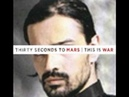 Tomo Milicevic from 30 Seconds to Mars! The kill Guitar Instrumental