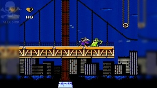 [Famiclone-50HZ]Darkwing Duck - Gameplay