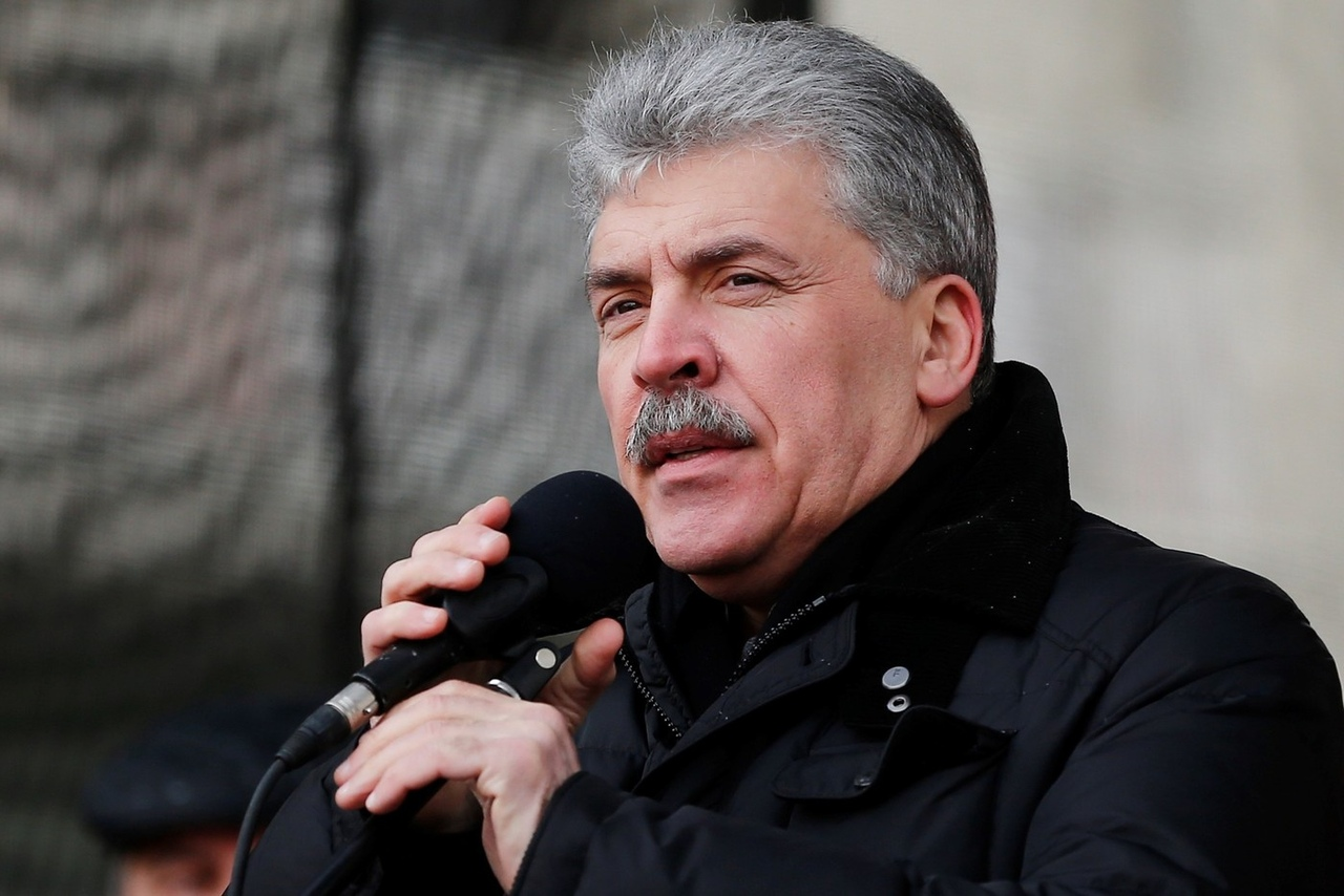 Депутатский мандат Жореса Алферова будет передан Павлу Грудинину