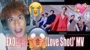 EXO 엑소 'Love Shot' MV REACTION KAI KAI WHY?