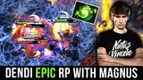 Dendi Back To Magnus With EPIC RP Trying To Save His New Team - Enough Lithium vs Infamous - Dota 2