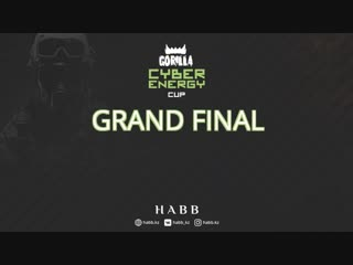 Gorilla cyber energy cup cs:go | grand final