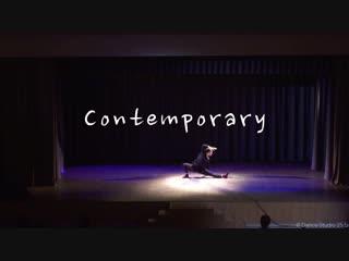 Контемпорари. Анастасия Волкова. Отчётный концерт #ДелайТанец || Dance Studio 25.5