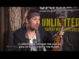 Unlimited Live David Garrett spricht in Hamburg