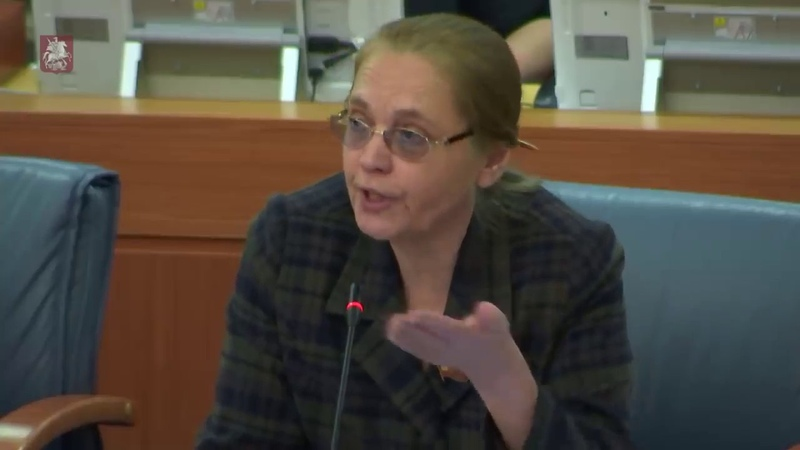 Депутат отчитала председателя Мосгордумы за отсутствие голосующих при принятии закона