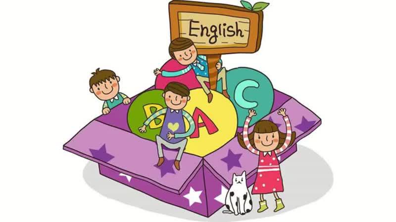 АНГЛИЙСКИЙ для ДЕТЕЙ Моя Семья Говорим На Английском урок 2