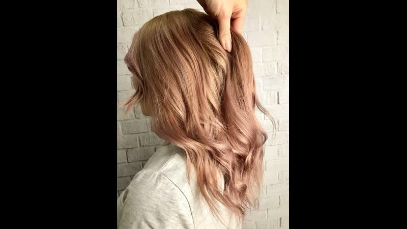 Девочка моя прекрасная была натуральной золотисто - рыжей )) 4 часа работы🔥 lobanova_hairstylist lobanova_hairstylist мелирова
