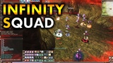 INFINITY SQUAD!!! MOST INCREDIBLE FIGHT IN HISTORY Lineage 2 Classic