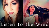 Listen To The Wind (The New World Hayley Westenra) Cover by Jess