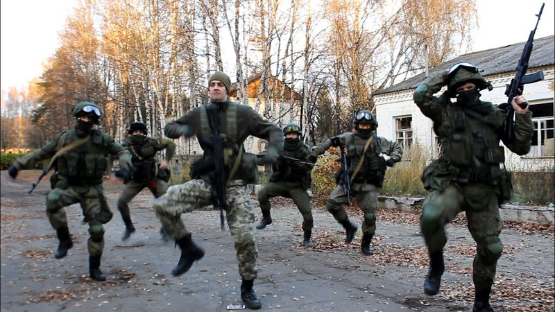 When you go airsoft with your best mates