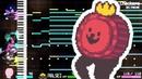 【MIDI DL】Checker Dance (K.Round's Theme) | DELTARUNE | Retro Style REMASTER | SD-90 MIDI Cover