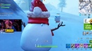 NINJA USES SNOWMAN AND DESTROYS ICE LEGION IN FORTNITE