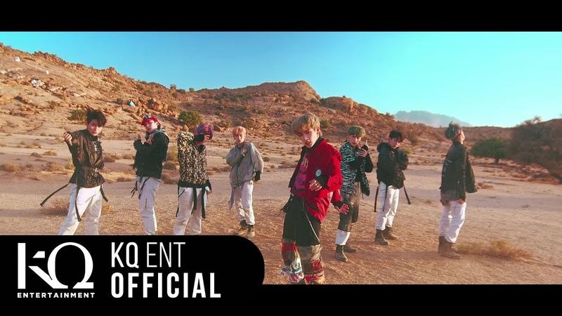 ATEEZ(에이티즈) - 해적왕(Pirate King) Official MV (Performance ver.)