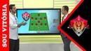 Vitória x Santos confira aqui provável time do Leão