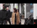 Video: Rachel Brosnahan is back on set as the Marvelous Mrs. Maisel