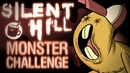 Artists Draw Silent Hill Monsters (That They've Never Seen)