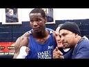 Нкоси Соломон победа ТКО 2 раунд Национальный чемпионат США в тяжёлом весе (Nkosi Solomon 2nd round TKO)