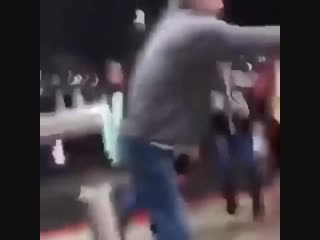 51 year old man knocks out 12 year old girl after being surrounded by teen girls. Charged with assault