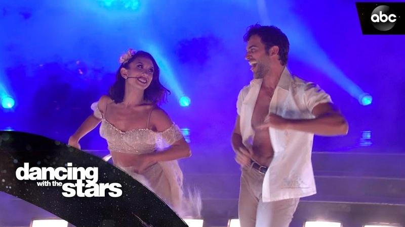 Juan Pablo Cheryl's Salsa – Dancing with the Stars