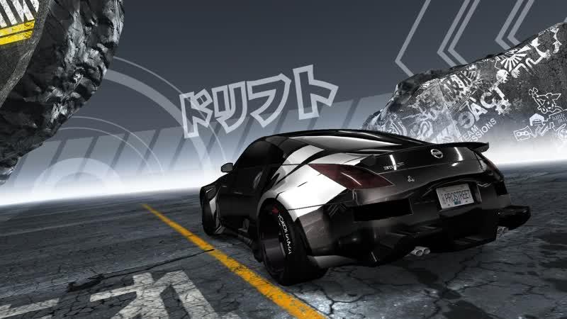 NFS\\PS Nissan 350Z Speed (1:49:51)