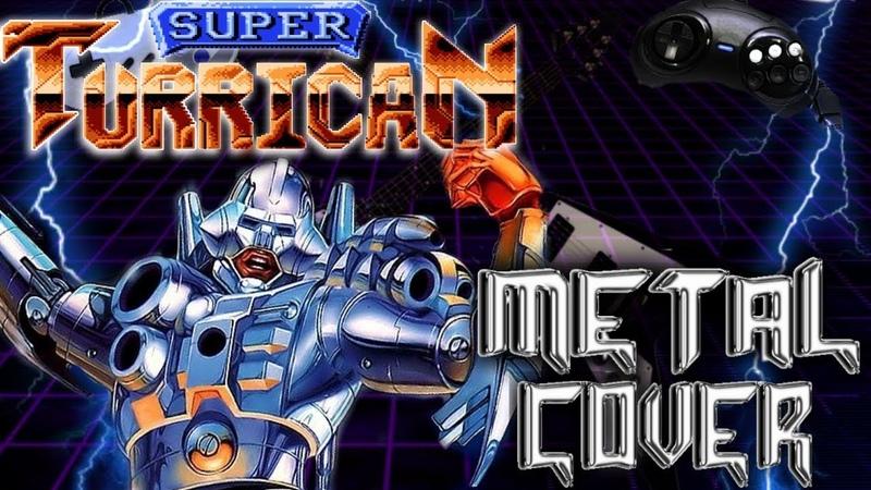 Выпуск 10 Turbo Evgeniy Snes Super Turrican with gameplay