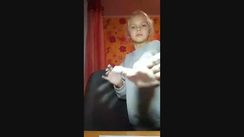 Кира Жовтовская - Live