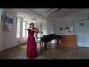 Соната № 5 ля мажор, Бетховен, в исполнении Мерили Леотоотс