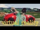 Езда в виртуальной реальности | Nissan 370Z nismo | Samsung Odyssey | Logitech Driving Force GT