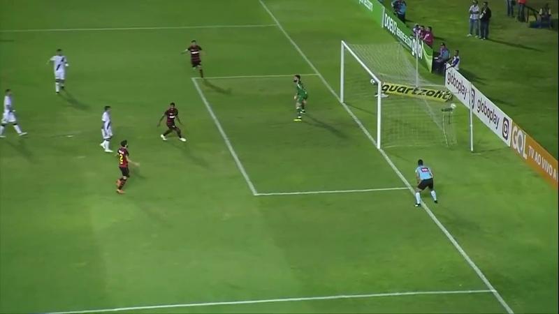 GOLAÇO DE MATHEUS GONÇALVES sport 1x1 Vasco da Gama