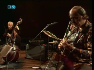 Jim Hall, Attila Zoller, Red Mitchell, Daniel Humair - NDR Jazzworkshop, 14.09.1973
