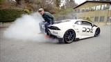 RIDING THE RAGING BULL! Supercharged Lamborghini