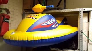 Обзор Детский Гидроцикл Aquatic Scooter 60W