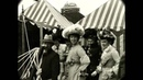 September 1902 - Fair in North England, Leeds (speed corrected w/ added sound)