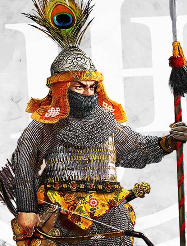 Воин Тибета