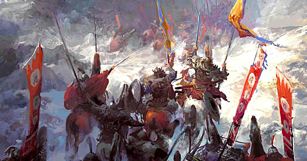 Тибетская конница