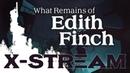 Прохождение-What Remains of Edith Finch Это шедевр