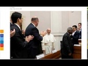 Pope Meets With World Energy Execs. Extinction Rebellion. Subservient Serf System.