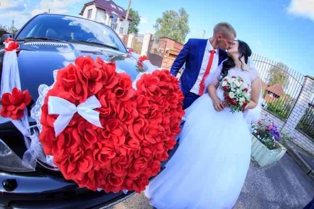 Антон и Кристина - Свадебная фотопрезентация' август 2018