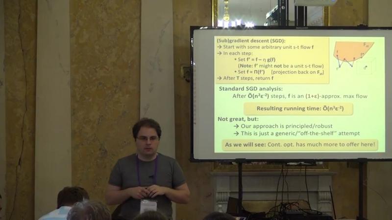 Lecture 1   Recent Advances in Algorithms   Aleksander Mądry