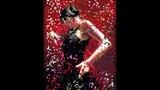 Лилия Иванова Видео МК Панно в стиле медийного коллажа Красные маки..капельки страсти