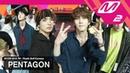KCON2018TH x M2 펜타곤 PENTAGON Ending Finale Self Camera