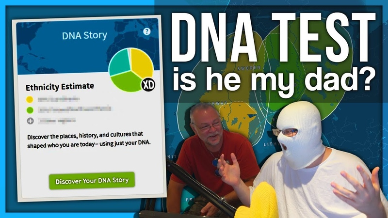 DNA TEST - IS PAPANOMALY MY DAD