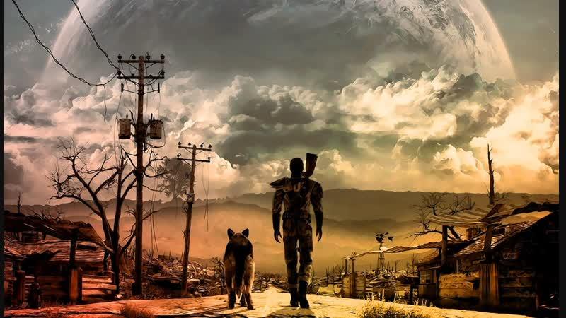 Ночной Fallout New Vegas/DLS/Хардкор Максимальная сложность