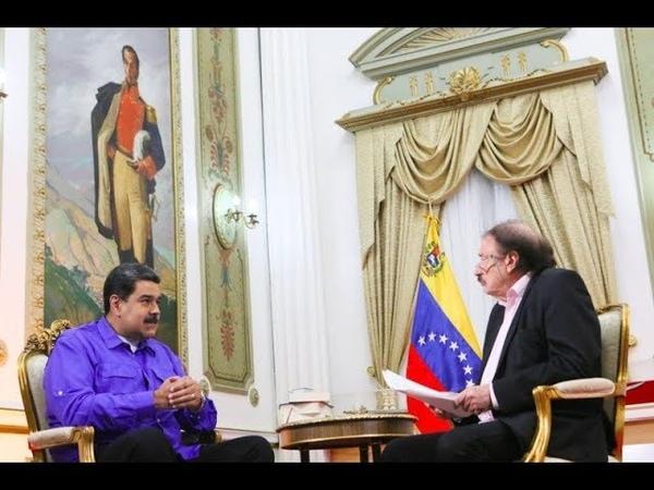 (Vídeo) Programa Especial Presidente Nicolás Maduro en entrevista exclusiva con Ignacio Ramonet