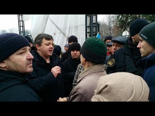 Це важливо. План спасіння України від тячівських повстанців