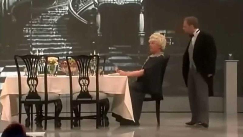 Dinner for One Otto Waalkes Ralf Schmitz